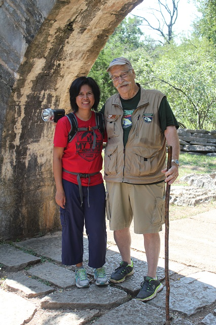 Longhorn Cavern - Burnet, TX - with tour guide - Two Worlds Treasures