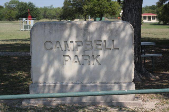 Hanna Springs Sculpture Garden - Lampasas TX - Campbell Garden - Two Worlds Treasures
