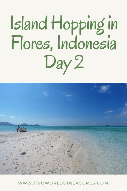 Island Hopping Flores Day 2 - for Pinterest - Two Worlds Treasures