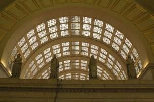 Visiting Washington, D.C. during Christmas Break-Union-Station