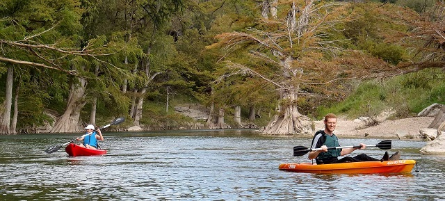 Guadalupe River State Park - Texas State Parks in Hill Country