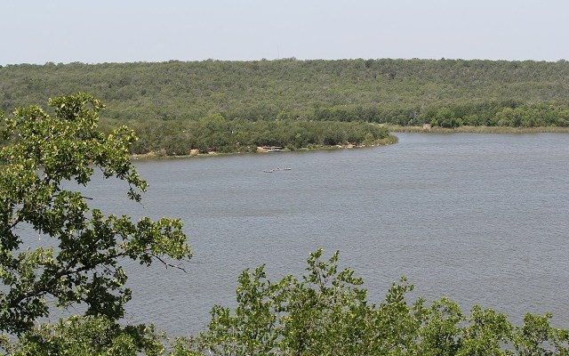 Lake Mineral Wells State Park - Two Worlds Treasures