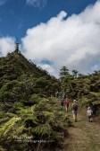 Approaching Cuckhold's Peak