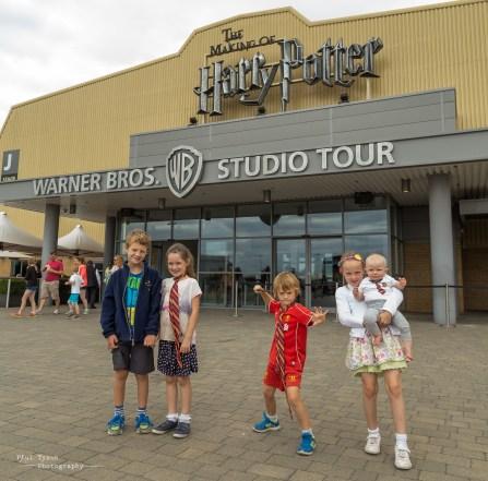 Warner Brothers Harry Potter studio tour.