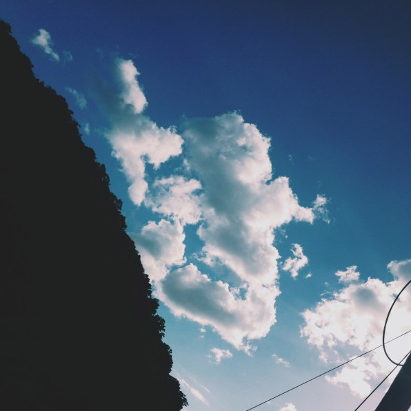 Trelawny hills//sky