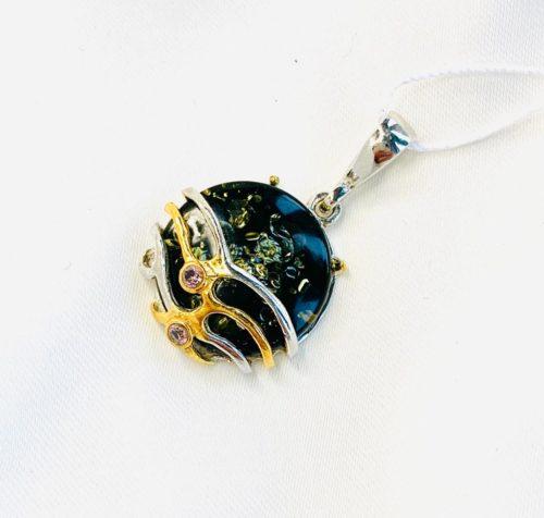 Кулон «Тайны моря»