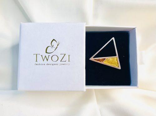 Кольцо из серебра с янтарем,треугольное кольцо,кольцо серебро купить