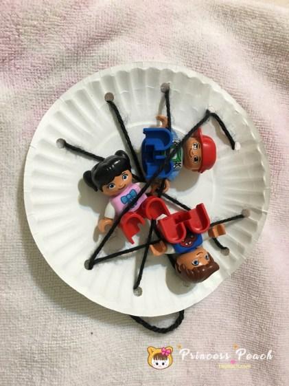 Halloween 蜘蛛網