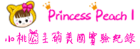 Princess Peach Logo