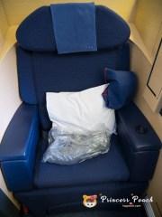 ANA 頭等艙座位
