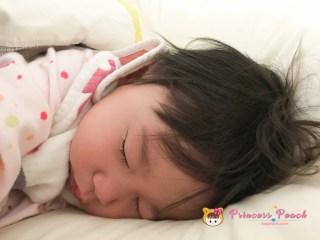 熟睡的寶寶