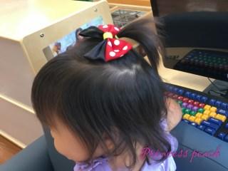 寶寶髮飾 DIY