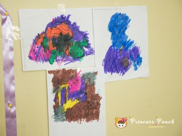 3Y 茉莉的畫作