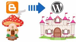 Blogger 搬家到 WordPress