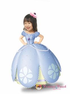 Sofia 之茉莉藍莓公主版本