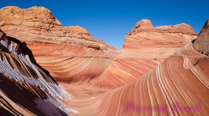 美國: 擁有優美曲線之限定版景點 – 波浪谷 (The Wave @ Vermilion Cliffs National Monument, AZ)
