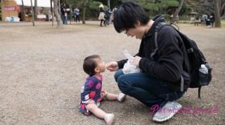 學習當爸爸