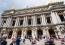 法國: 富麗堂皇的巴黎歌劇院 (Opera Garnier, France)