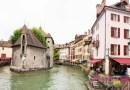 法國: 阿爾卑斯山山腳下的南法絕美小鎮 – 安錫 (Annecy, France)