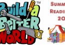 [美國育兒] Build a Better World – Summer Reading Program (2Y 娃的 10 本英文繪本清單)~!!