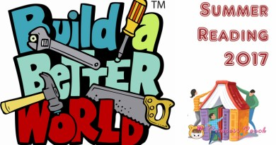 [美國育兒] Build a Better World – Summer Reading Program (2Y 娃的 10 本英文繪本清單)~!!