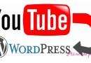 [WordPress 筆記 DEMO] 嵌入 YouTube 影片/清單, 設定自動播放並靜音!
