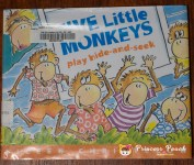 Five Little Monkeys Hide-and-Seek