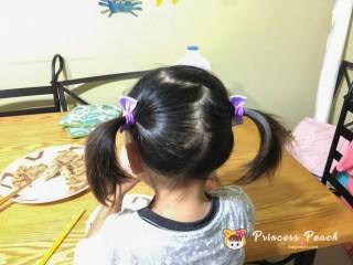 蝴蝶結髮飾 DIY