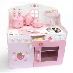野草莓廚房玩具組
