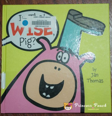 Is That Wise Pig?