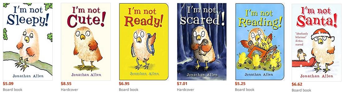 Jonathan Allen Storybook