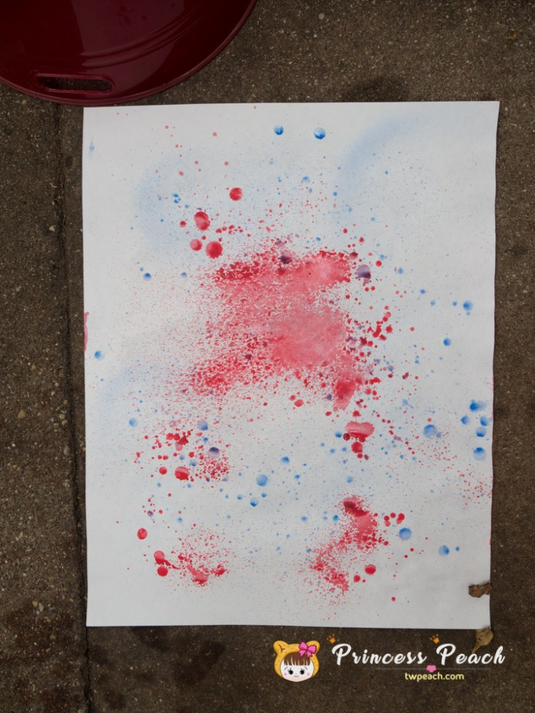 Paint Splatter Fun