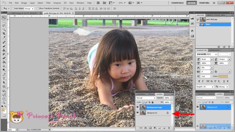 照片轉線條 - Photoshop 筆記