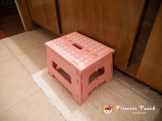 Step Safe Folding Step Stool