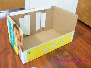 寶寶書櫃 DIY 步驟