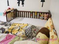 茉莉的小床