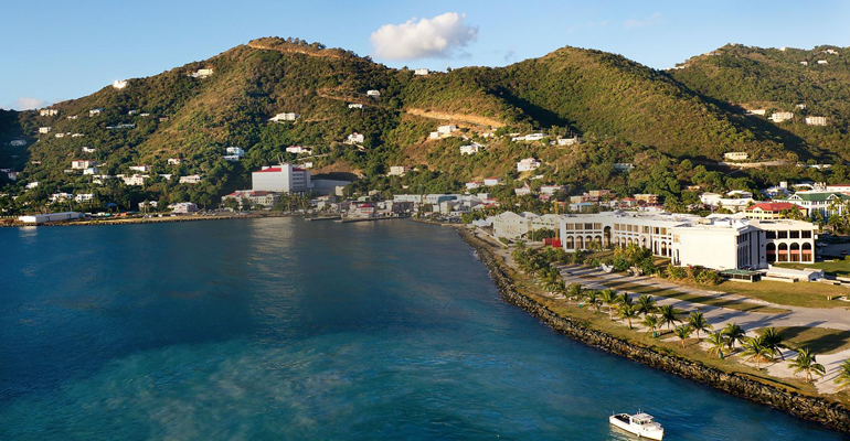 Travel With Sparkle X British Virgin Islands
