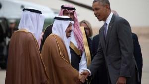 المصالح فوق كل شيء بالنسبة لأمريكية والسعودية