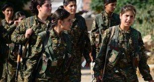 المرأة المقاتلة في صفوف وحدات حماية الشعب الكرديّة بين الواقع والأسطورة