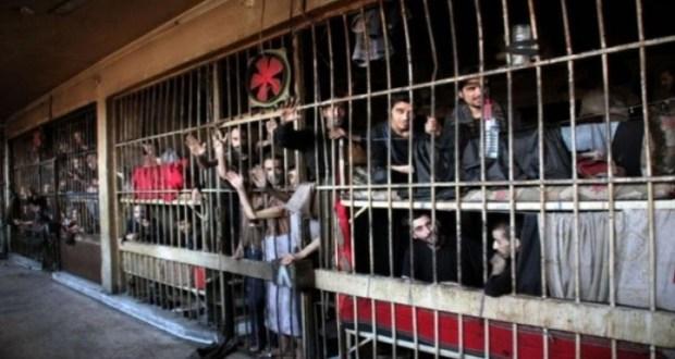 خروج دفعة من معتقلي سجن حماة المركزي والأنباء الواردة تقول انه استكمالا للمفاوضات التي جرت اثناء الاستعصاء في الاشهر السابقة