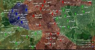 نظام الأسد يتكبد خسائر كبيرة