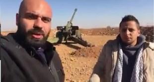 """إعلاميان مقربان من النظام يهددان """"درع الفرات"""" من مناطق سيطرة (قوات سوريا الديمقراطية)"""