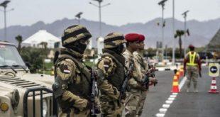 """قوات مصرية """"في طريقها إلى سوريا"""".. موقع إسرائيلي يوضِّح مهمتها هناك"""