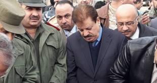 """النظام ينهي مهام عراب تسليح """"العمال الكردستاني"""" و""""YPG"""