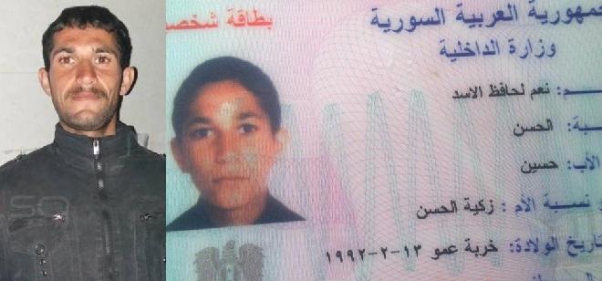 """بعد أن تحولت بطاقته الشخصية لواحدة من أشهر الصور الساخرة عبر مواقع التواصل .. """" نعم لحافظ الأسد """" يعود إلى الواجهة و هذه هي قصته !"""