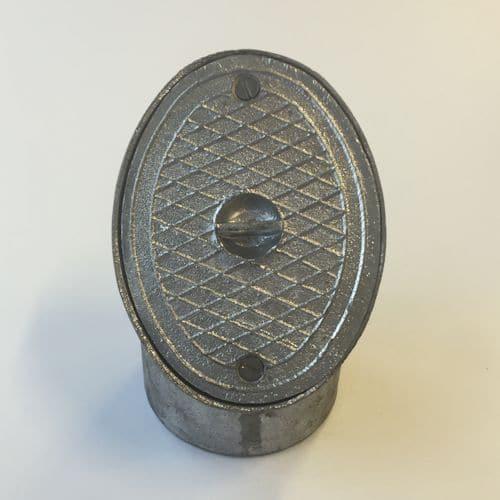 110mm Oval Rodding Eye