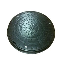 320mm Screw Down Cover & Frame Budget