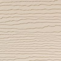 300mm x 6m Double Plank Embossed Cladding Sand