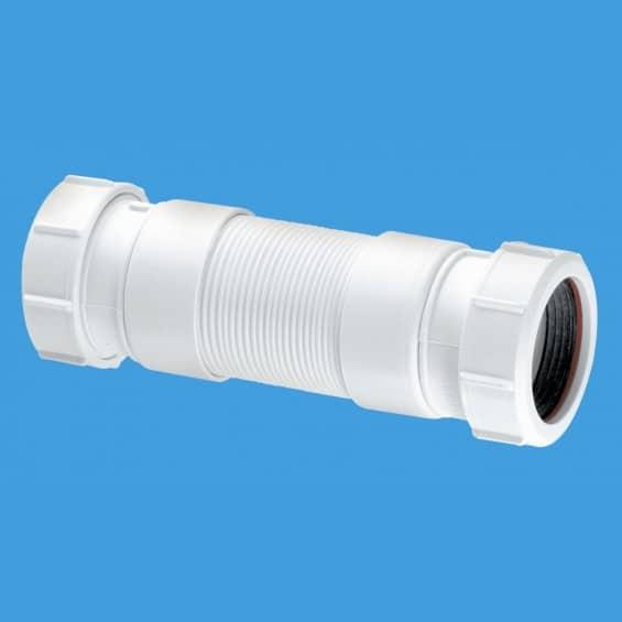 McAlpine FLEXCON4 40mm x Flexible Connector