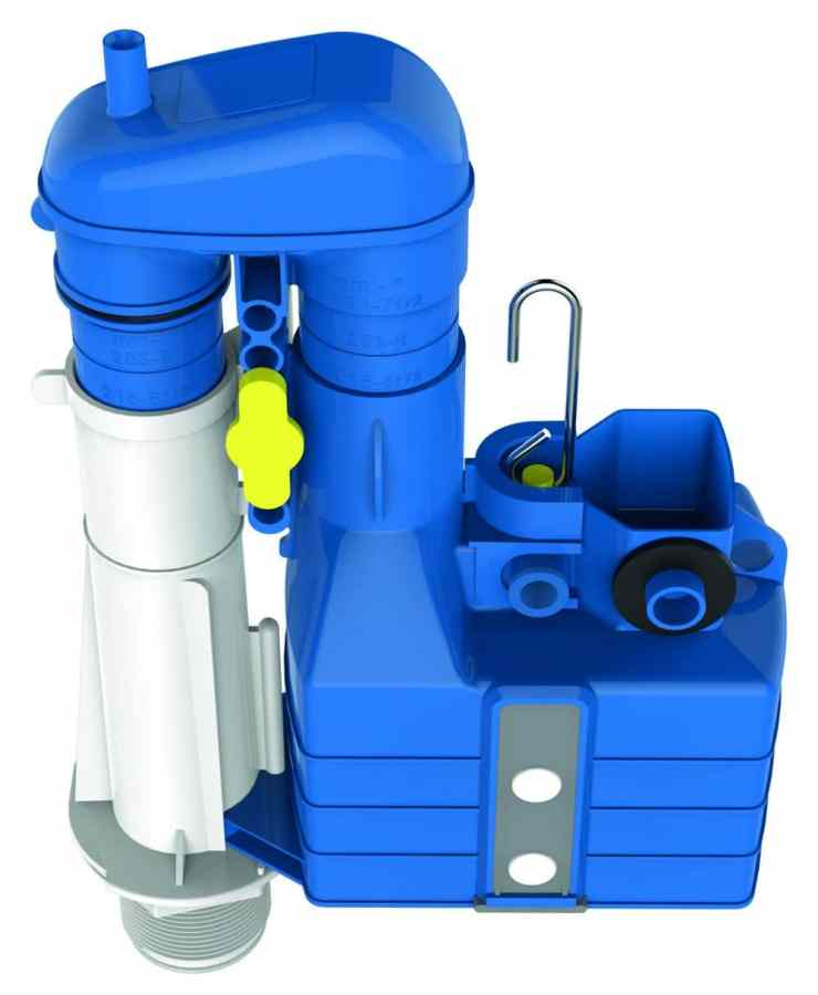Dudley Turbo 88 Adjustable Siphon
